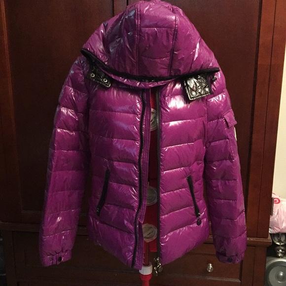 moncler Blazers Purple